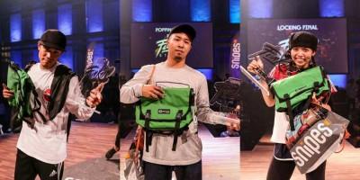 日本人がドイツの大会「Funkin Stylez 2016 FINAL」で大活躍!Yuki、Satoci、Yosh Is Stoicが各ジャンルのソロで優勝!