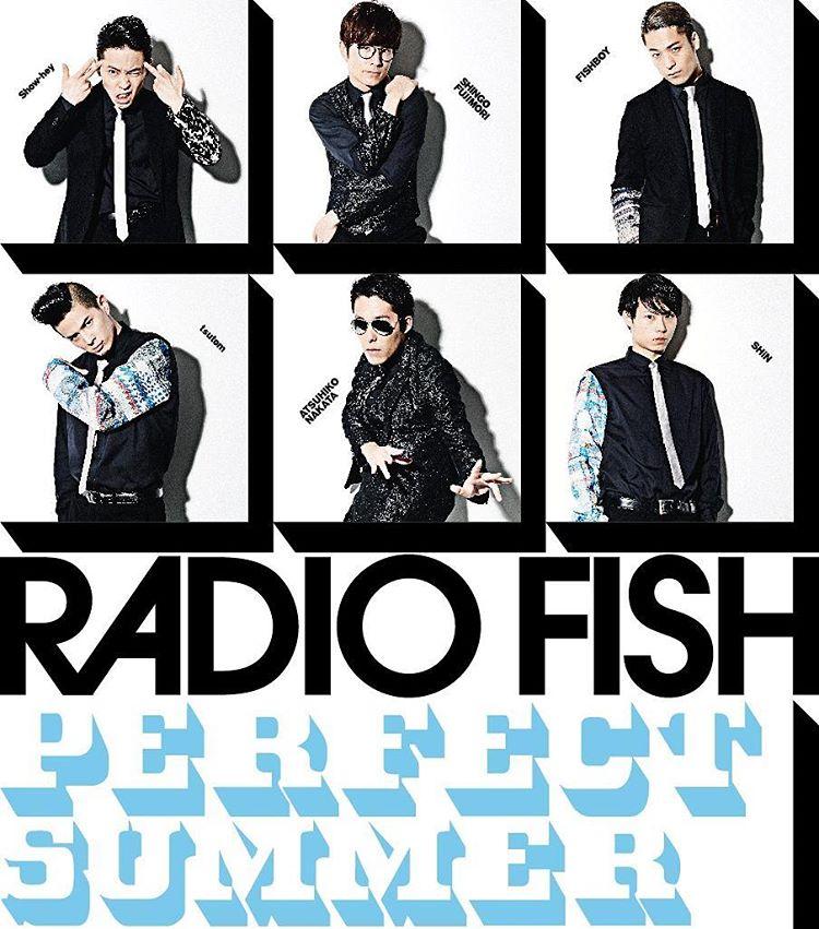Radio fish perfect summer blitz for The fish radio