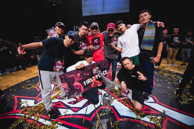 The Floorriorz , Bboy Nicolas ,Satoru