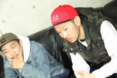 encount スペシャルインタビューに「SORI & OHISHI 」が登場!チームとして20年活動してきた裏側を語る!