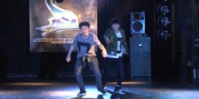 40歳を超えているとは信じがたいキレ!17年前ぶりにGLASS HOPPER(TATSUO、ITSUJI)が「JAPAN DANCE DELIGHT」に出場!