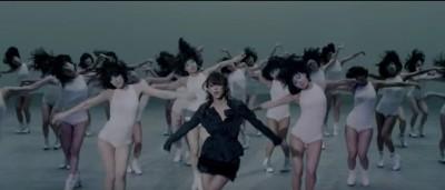 安室奈美恵, Mint,MV