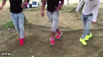 """パリピが踊る「シャッフルダンス」って一体何?PSYの""""DADDY""""で踊るパリピダンスが巷でブーム!"""