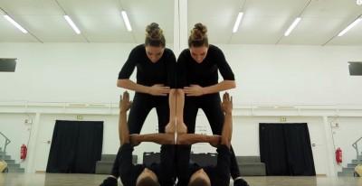 アイデアを凝らしたミラーダンスが話題!Marie Poppins x Sadeck「2 x 2 Mirror Dance」
