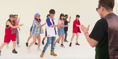 オリラジ藤森と豪華ダンサーが出演するジャスティンビーバー日本版「Sorry」MVのダイジェスト版が公開!