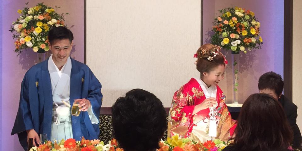 【ご結婚おめでとうございます】SEI(W-CLAPS)の結婚式に集まった超豪華メンバー。お祝いソロ回しも披露
