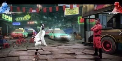 BBOYがストリートファイターの世界に入り込む!「Red Bull BC One × ストリートファイターV」動画公開!