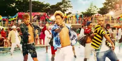 この夏最強のパーティチューン!豪華出演陣で激しいダンスをみせるEXILE THE SECONDの新曲「YEAH!! YEAH!! YEAH!!」MVが公開!