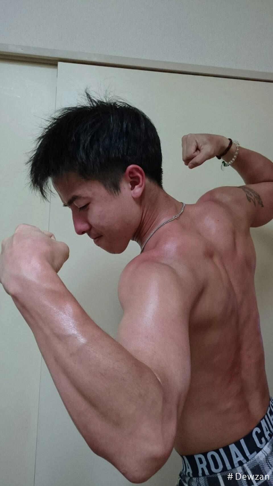 2goo,ダンサー,筋肉,筋トレ