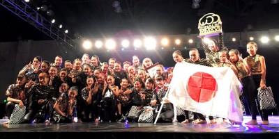 Ruu率いる「Fabulous Sisters」が世界一!LAで開催された「WORLD OF DANCE FINAL」結果速報
