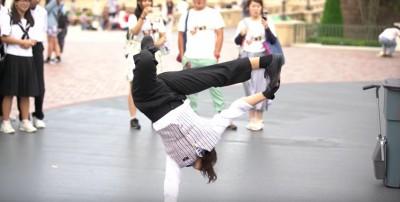 ブレイクダンスが一番人気!?東京ディズニーランドでスタートした新エンターテイメント!