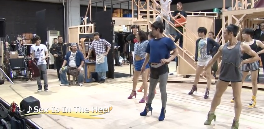 三浦春馬,ダンス