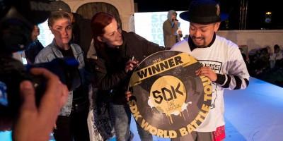 【結果速報】「SDK WORLD BATTLE TOUR」日本勢のソロバトル結果まとめ