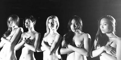 Sumi、Marie Poppinsら女性ダンサー5人が上裸ヌードでダンスを披露する動画作品が公開!