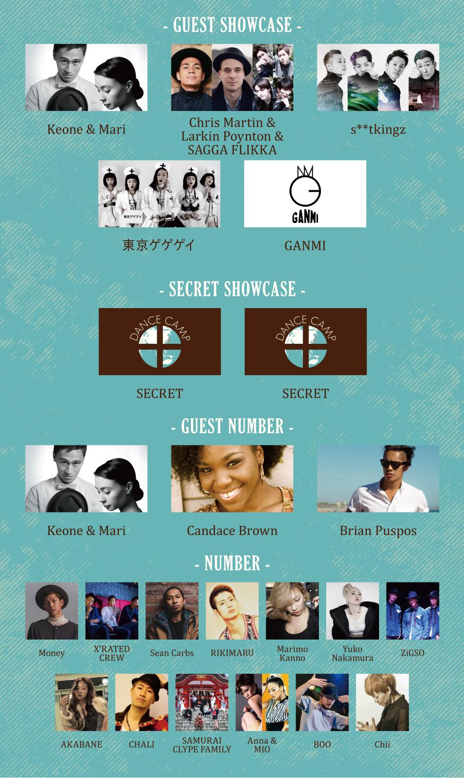 Dance Camp Plus Showcase