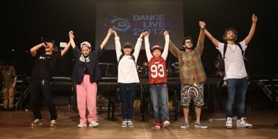 「DANCE@LIVE 2017 4STYLES KANTO CHARISMAX」結果&動画