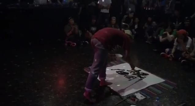 noemi,書道,ダンス