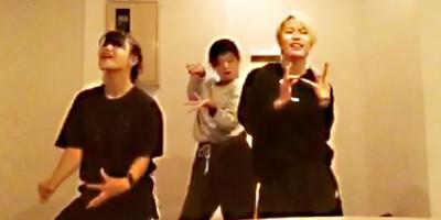 人気ダンスチーム「KikiRara」がペンパイナッポーアッポーペンでキレッキレのダンス!?
