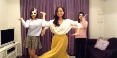 可愛すぎるダンスで思わず笑顔に。ドラマ『逃げるは恥だが役に立つ』に出演の山賀琴子が恋ダンス動画を投稿
