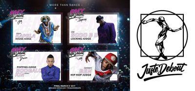 """来年の年始めダンスバトルはやはり""""JUSTE DEBOUT""""!開催は1月5日。"""