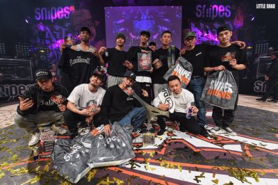 THE FLOORRIORZが二連覇達成!Ayu&Amiも優勝!「Battle of the year 2016 World Final」で日本人が大健闘