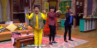 PPAP遂に偽物が登場!?インドネシアのテレビ番組にどう見ても本人じゃないピコ太郎が登場。