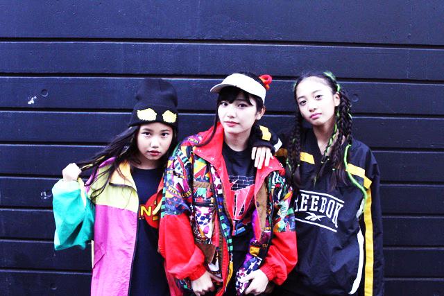 YUYU (東京ゲゲゲイ)、くるみ (KikiRara)、KAGARI(ZAZA)