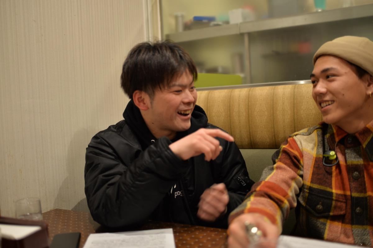 SHUVAN × ISSEI × WING ZEROインタビュー