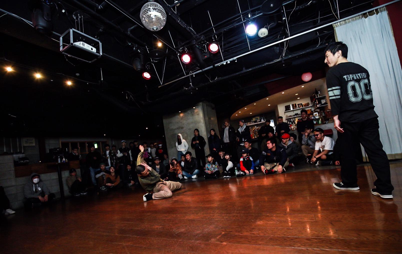 Radikal Forze Jam JAPAN Elimination