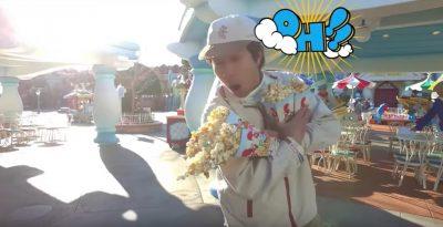 次元違い!東京ディズニーランドが作成したマネキンチャレンジが可愛すぎる。