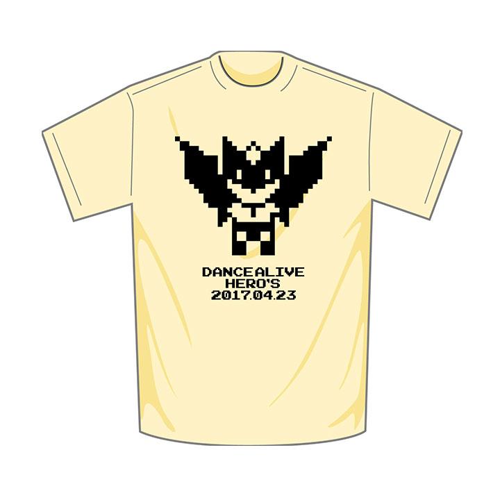 【限定販売】DANCE ALIVE HERO'S 2017記念Tシャツ第4弾発売!