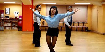 クオリティ高め!プロのダンサーが「ブルゾンちえみ with B」のネタを踊ってみた。
