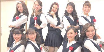 TWICE本人とご対面!大阪府立 登美丘高校ダンス部(TDC)がめざましテレビに出演!