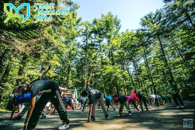 STREET DANCE CAMP JAPAN 2017