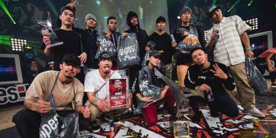 The Floorriorzがブレイクダンス世界大会「BATTLE OF THE YEAR 2017」にて前人未到の三連覇達成