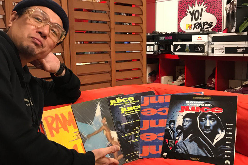 【JUICE】ヒップホップファン、ダンサーなら一度は見るべき映画を紹介!DJ MAR SKIの「CHECK THE FILM vol.2」