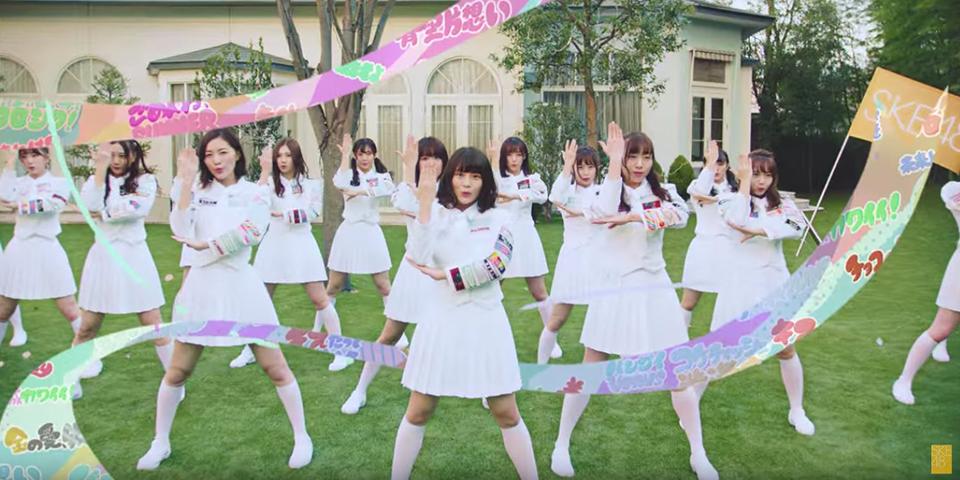 神MVとファン歓喜!SKE48の新曲 ...