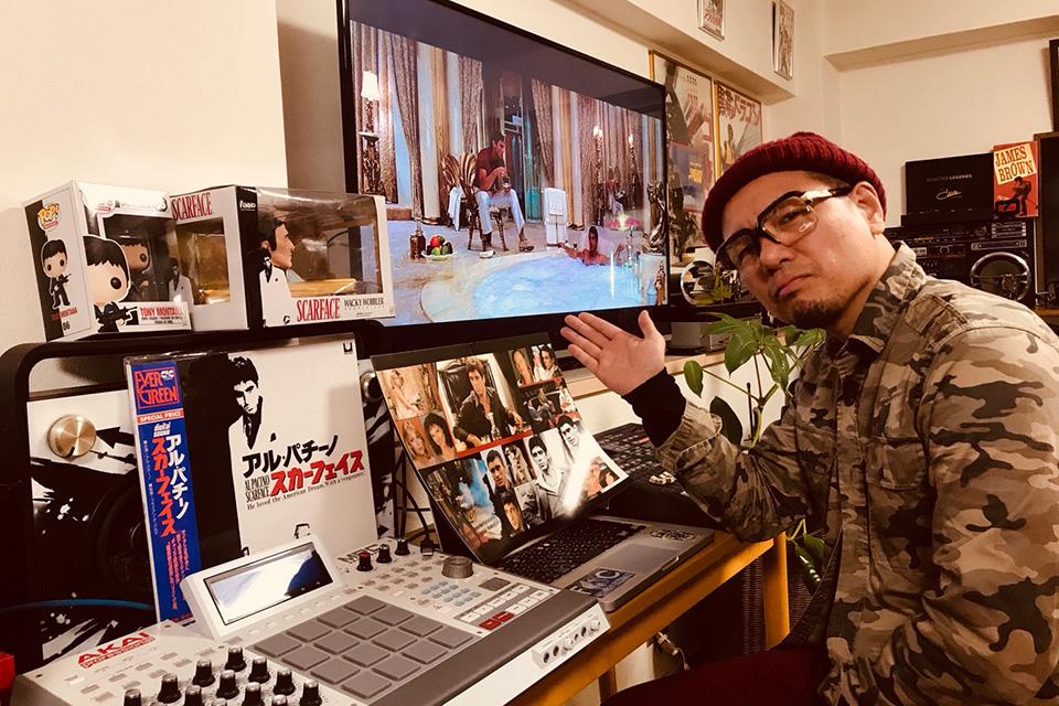 【SCARFACE】 ヒップホップファン、ダンサーなら一度は見るべき映画を紹介!DJ MAR SKIの「CHECK THE FILM VOL 4」