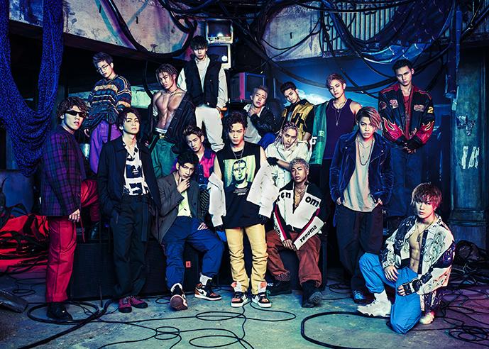 THE RAMPAGE新作「Fandango」のMVが公開!グループ史上最高の運動量で踊り尽くす!