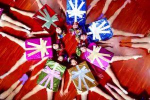 クリスマスに素敵なプレゼント!登美丘高校ダンス部が新作ダンス動画を公開!