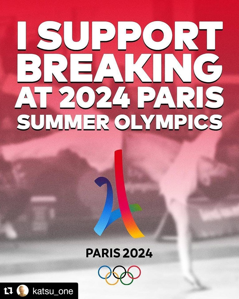 「ブレイクダンス パリ 五輪」の画像検索結果